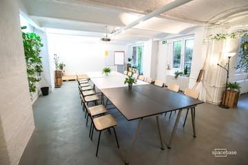 Berlin workshop spaces Lieu industriel Spacebase Campus - Workshop Space (Back) image 23