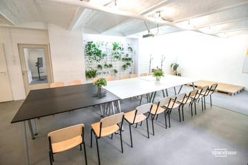 Berlin workshop spaces Lieu industriel Spacebase Campus - Workshop Space (Back) image 25