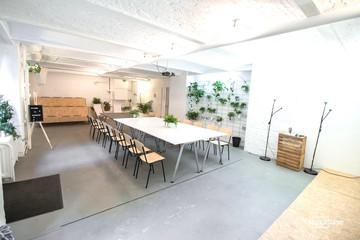 Berlin workshop spaces Lieu industriel Spacebase Campus - Workshop Space (Back) image 27