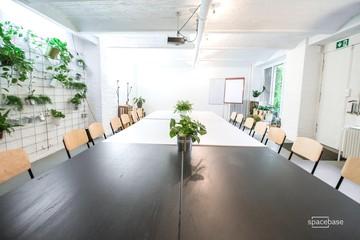 Berlin workshop spaces Lieu industriel Spacebase Campus - Workshop Space (Back) image 29