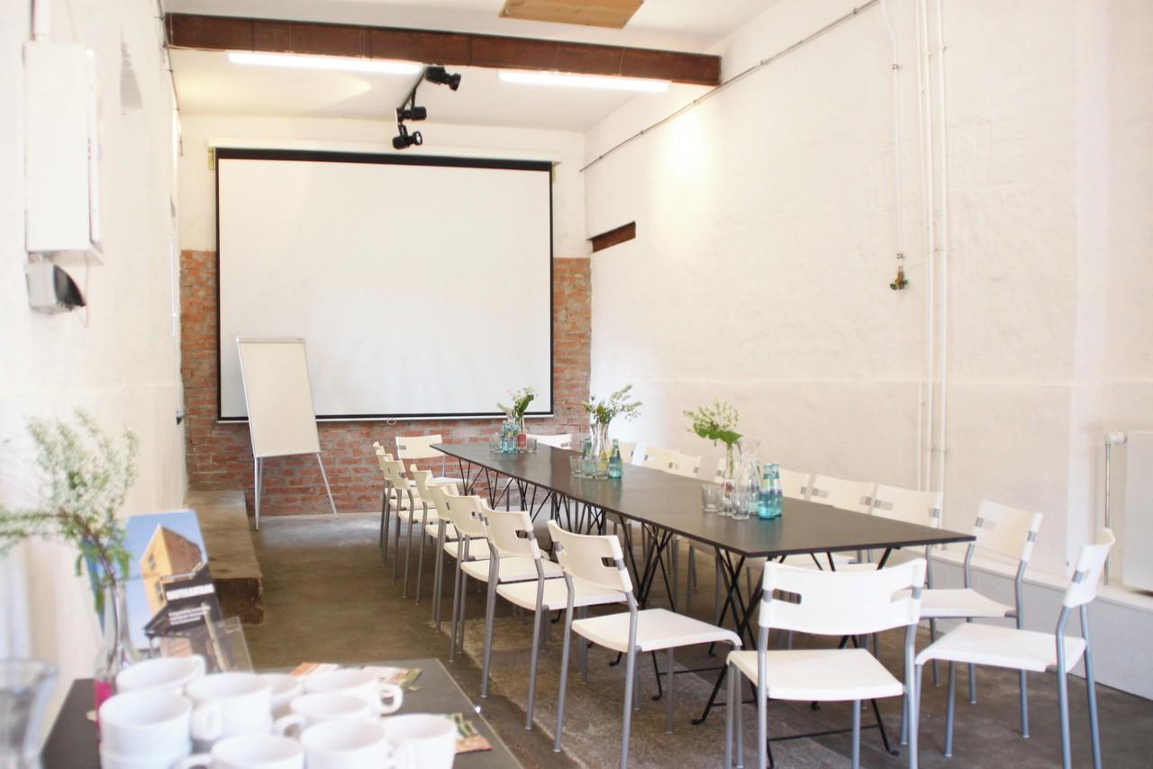 Leipzig Tagungsräume Meeting room Projektraum G01 image 4