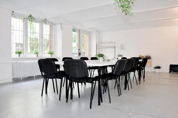 Berlin workshop spaces Industriegebäude Spacebase Muskauer Front Room image 5