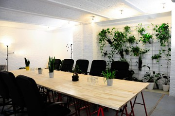 Berlin seminar rooms Lieu industriel Industrial Loft 2 Rooms in Startup Office Kreuzberg Berlin image 10
