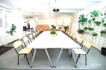Berlin corporate event venues Industrial space Spacebase Campus - Ground Floor image 31