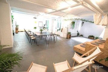 Berlin corporate event venues Industrial space Spacebase Campus - Ground Floor image 26
