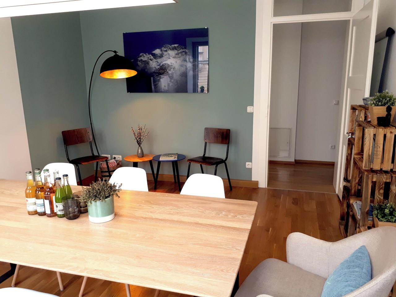 Munich Tagungsräume Salle de réunion Solana Room image 15