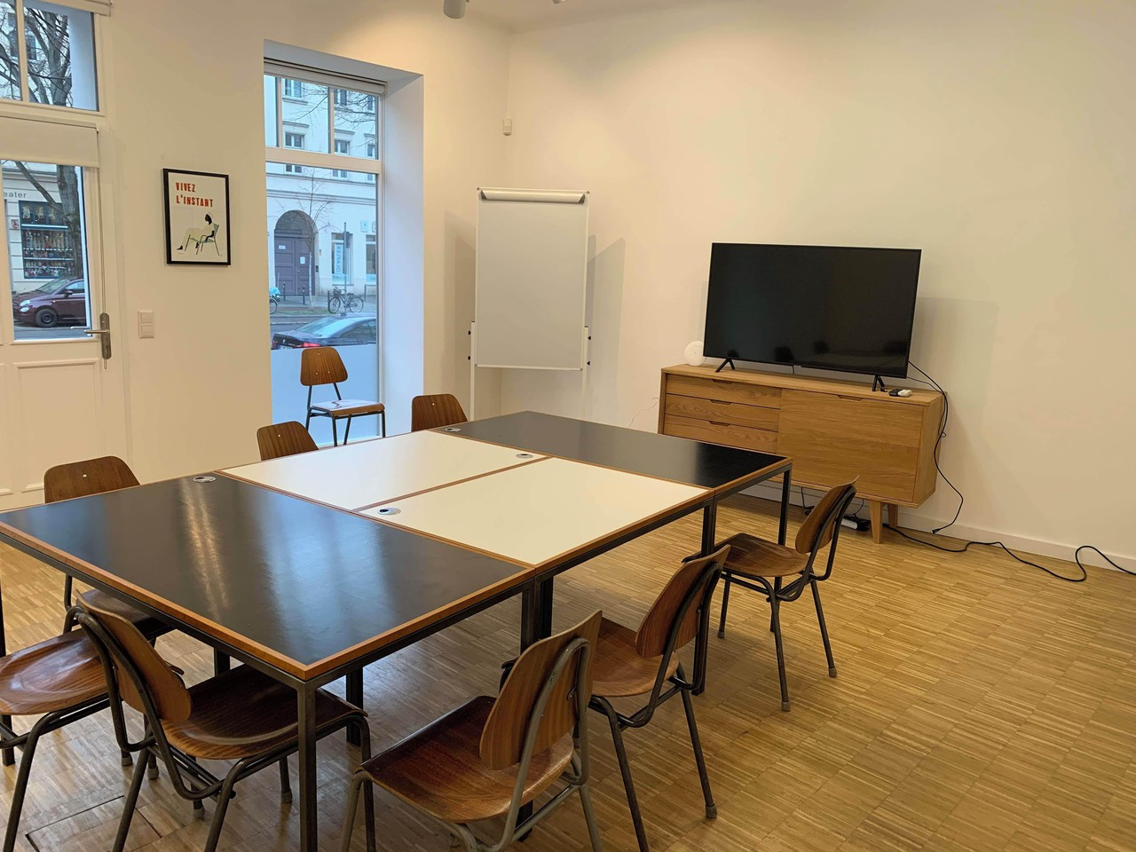 Berlin  Salle de réunion Le Workshop image 3