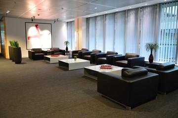 Düsseldorf  Salle de réunion Herzogterrassen - Salon Heinrich Lueg image 1