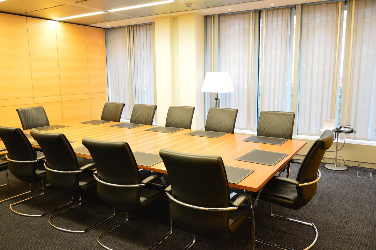Düsseldorf  Salle de réunion Herzogterrassen - Salon Heinrich Lueg image 6