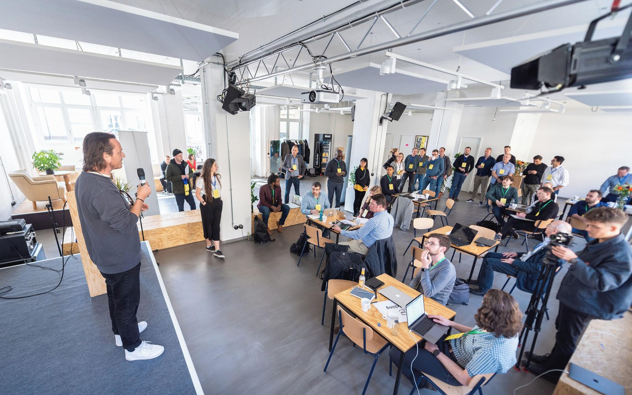 Berlin corporate event spaces Industriegebäude Workshop image 0