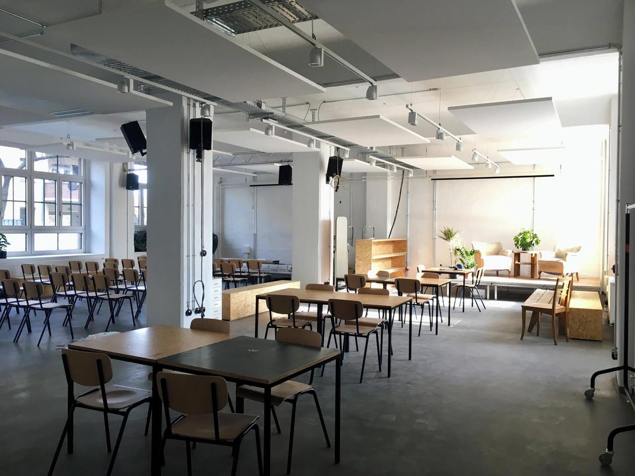 Berlin  Lieu industriel betahaus   Neukölln - Workshop image 3