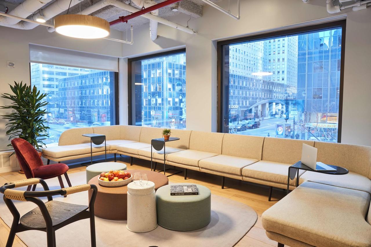 NYC  Meetingraum Meet In Place image 0