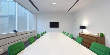 Amsterdam conference rooms Salle de réunion Spaces Zuidas - Room 1 & 2 image 0