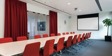 Amsterdam training rooms Meetingraum Spaces Zuidas - Room 3 image 1