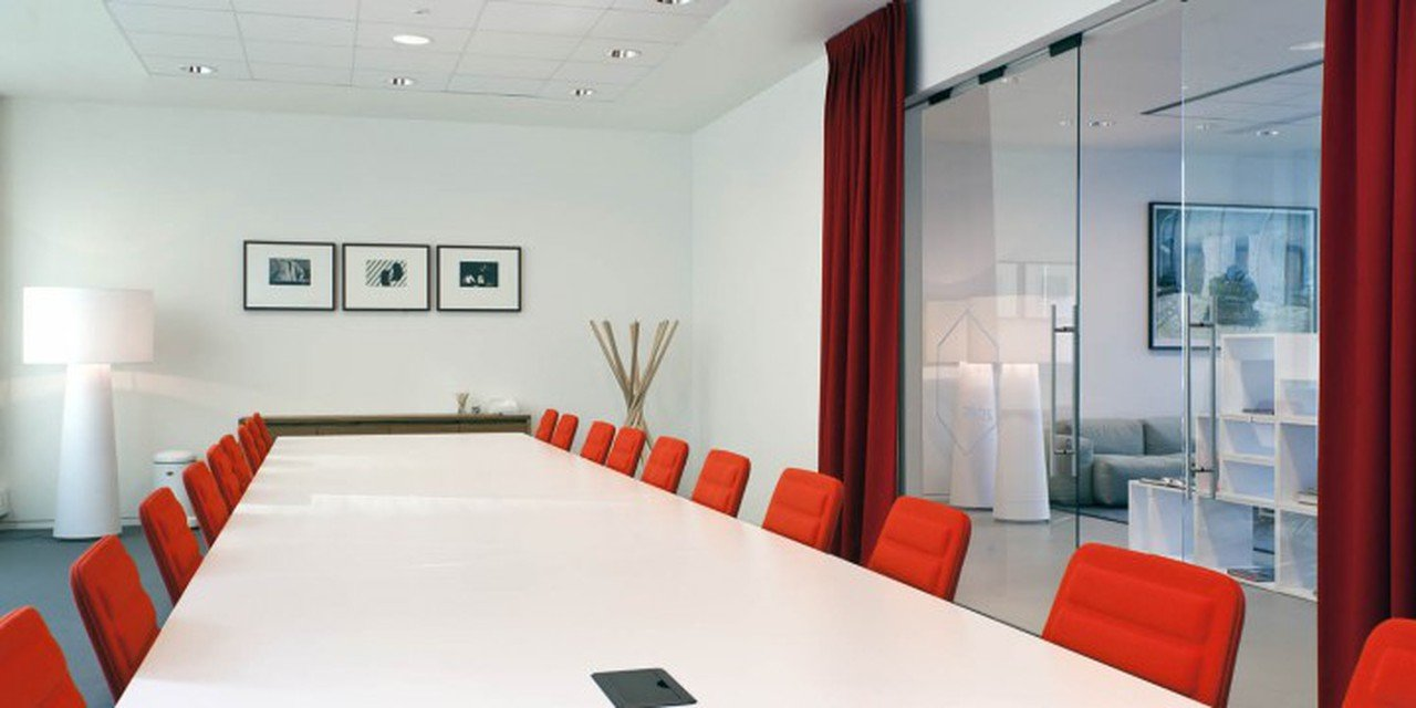 Amsterdam training rooms Meetingraum Spaces Zuidas - Room 3 image 0