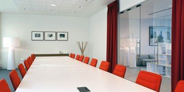 Amsterdam training rooms Meeting room Spaces Zuidas - Room 3 image 0