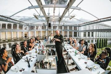 Bremen corporate event venues Unusual Dinner in the sky image 3