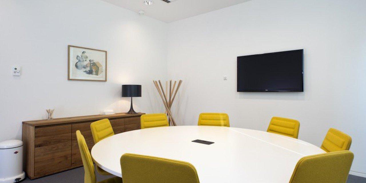 Amsterdam conference rooms Salle de réunion Spaces Zuidas - Room 4 & 5 image 0