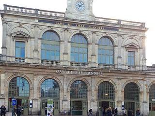 Autres villes conference rooms  LILLE, Gare de Lille Flandres image 0