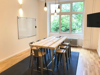 Berlin seminar rooms Meeting room Spacebase Muskauer - Workshop Garage image 7