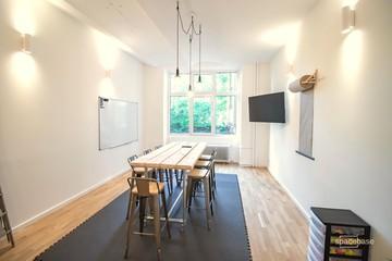 Berlin training rooms Meeting room Spacebase Campus - Workshop Garage image 6