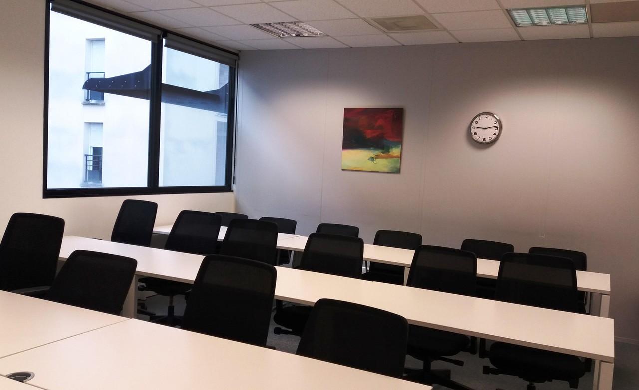 Paris workshop spaces Salle de réunion Regus Orleans Coligny image 0