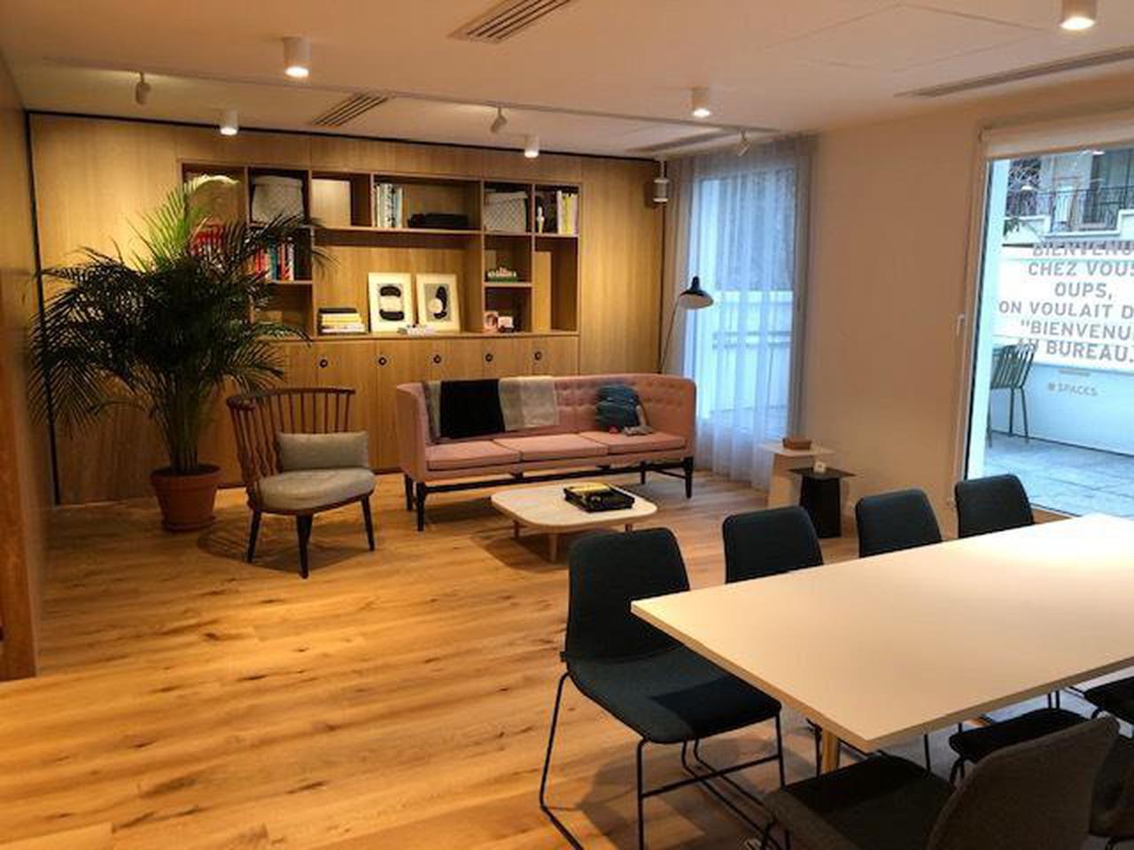 Paris seminar rooms Lieu Atypique Spaces, BOULOGNE-BILLANCOURT, Spaces Reine, Club image 0