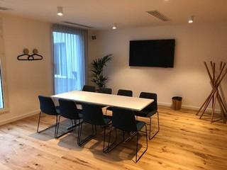 Paris seminar rooms Lieu Atypique Spaces, BOULOGNE-BILLANCOURT, Spaces Reine, Club image 1