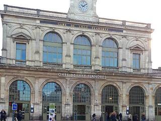 Paris workshop spaces Salle de réunion Regus, LILLE, Chateau Rouge, cM La Marque image 2