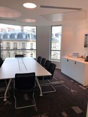 Paris workshop spaces Salle de réunion Regus Pont de Flandre Saint Martin image 5