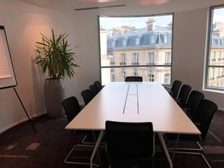 Paris workshop spaces Salle de réunion Regus Pont de Flandre Saint Martin image 6