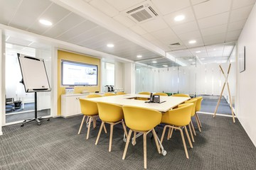 Rest of the World conference rooms Meeting room Regus VILLEURBANNE, Le Patio Tony Garnier space image 0