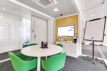 Rest of the World conference rooms Meeting room Regus VILLEURBANNE, Le Patio CM Frères LUÖIERE space image 0