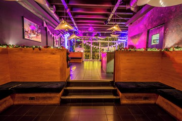 Londres corporate event venues Bar The Green Room image 1
