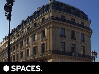 Autres villes workshop spaces Salle de réunion Regus PARIS, Spaces Réaumur salle De Schilde image 1