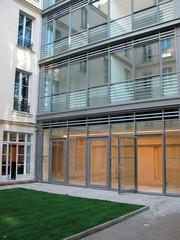 Paris training rooms Salle de réunion Regus Regus PARIS, Saint Lazare salle Chaumont image 2