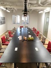 Paris training rooms Salle de réunion Regus Regus PARIS, Saint Lazare salle Villandry image 1