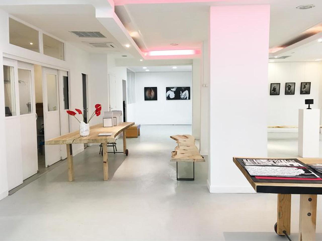 Paris corporate event spaces Galerie Mehrzweck-Galerie image 0