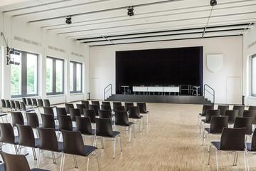 Hamburg  Auditorium Bürgersaal Wandsbek image 5