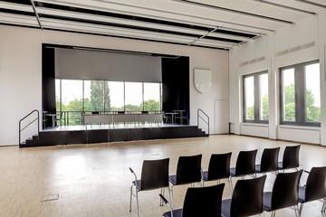 Hamburg  Auditorium Bürgersaal Wandsbek image 7