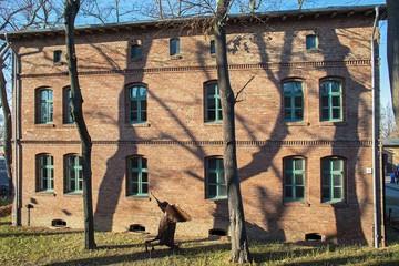 Berlin Schulungsräume Lieu historique Small workshoproom in the Workshopvilla image 2