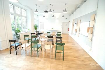 Berlin seminar rooms Meeting room Spacebase Campus - Seminar Room image 19