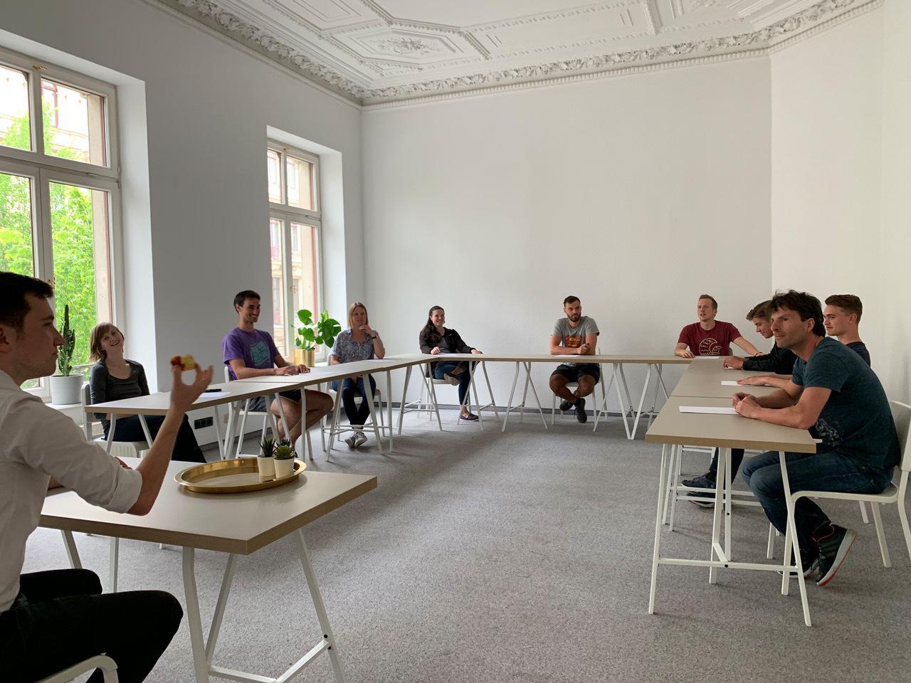 Leipzig  Salle de réunion Universah - Creative Space image 4