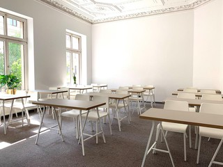 Leipzig  Salle de réunion Universah - Creative Space image 2