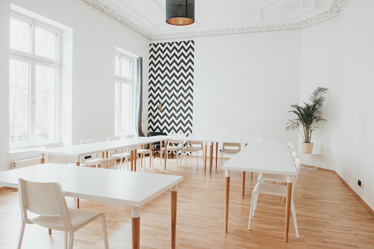 Leipzig Schulungsräume Meetingraum Raum 1 | Workshop Room image 3