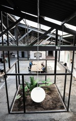 Barcelona  Industrial space Modern industrial warehouse venue image 0