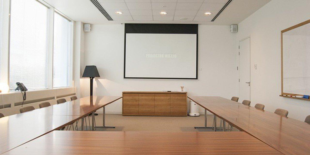 Amsterdam training rooms Meeting room Spaces Zuidas - Room 6 image 0