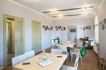 Berlin  Lieu historique Workshoproom in the Workshopvilla image 3