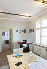 Berlin  Lieu historique Workshoproom in the Workshopvilla image 2