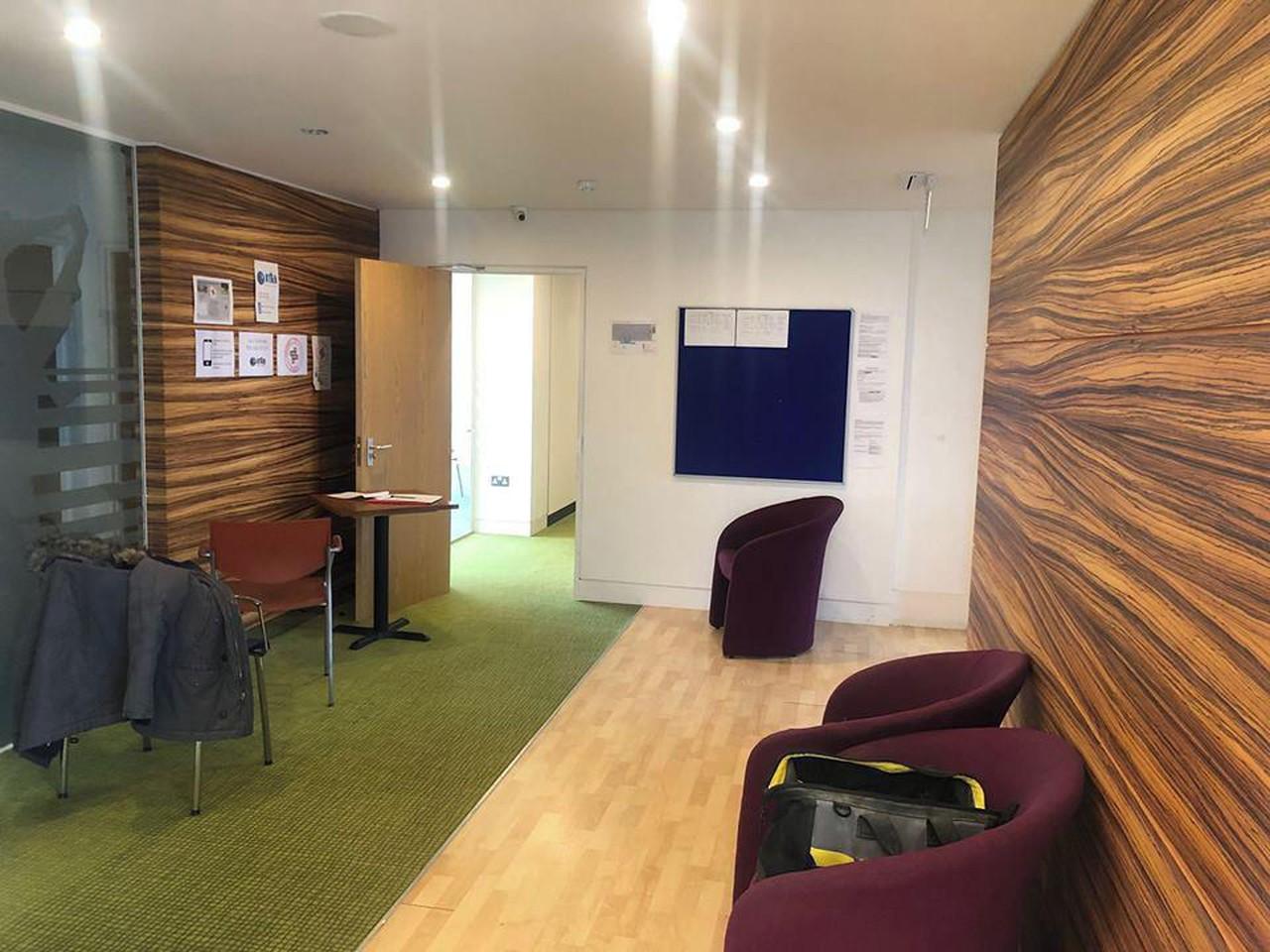 Londen training rooms Vergaderruimte meeting space image 0